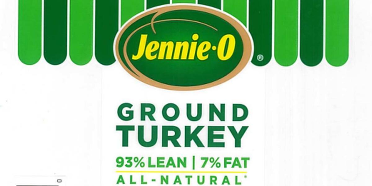 Jennie-O recalling 164K pounds of raw ground turkey due to Salmonella concerns
