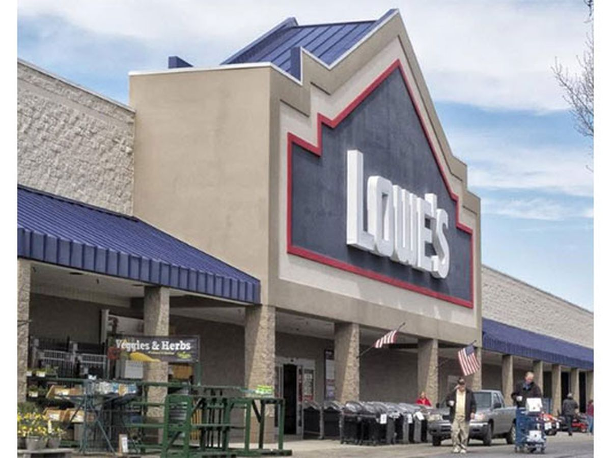 Lowe's announces a major restructuring that involves adding