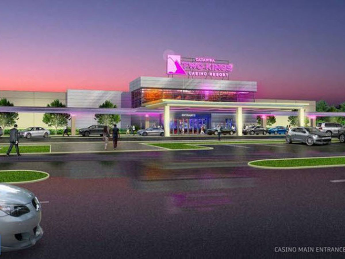 Catawba tribe overcomes major hurdle to opening first casino following deal with NC
