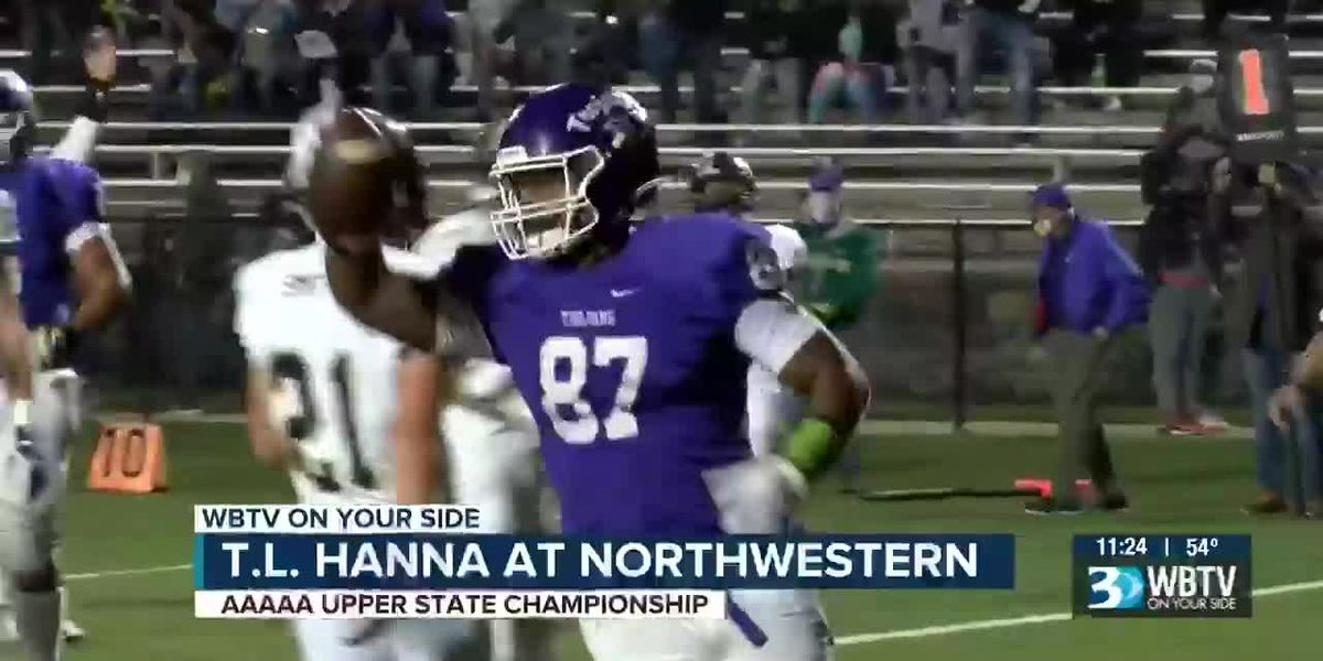 T.L. Hanna at Northwestern