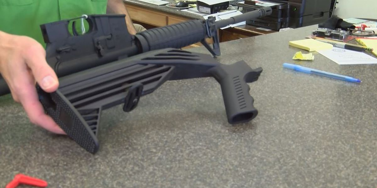 New ban on bump stocks to require owners to return product in 90 days