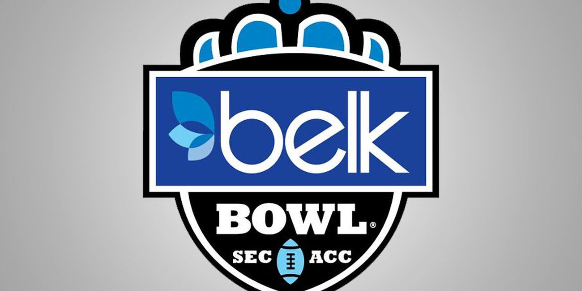 College Football Bowl Games 2020 21.Belk To End 9 Year Run As Sponsor Of Annual Charlotte Bowl Game