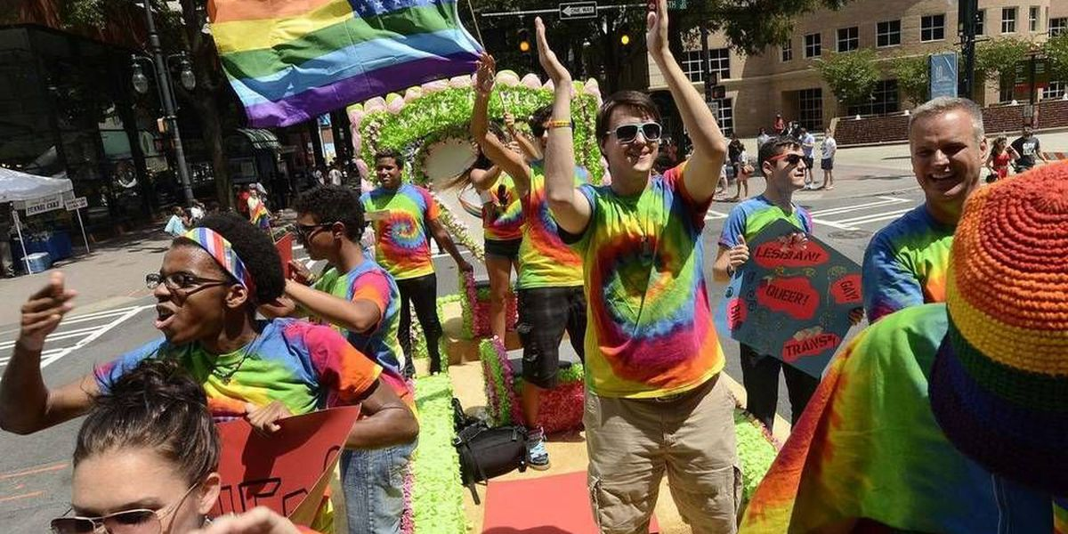 Charlotte Pride festival expected to bring 100,000 to uptown