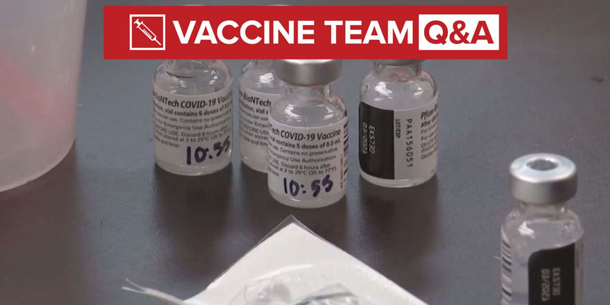 VACCINE TEAM: What are COVID-19 vaccine risks for people with cardiac conditions?