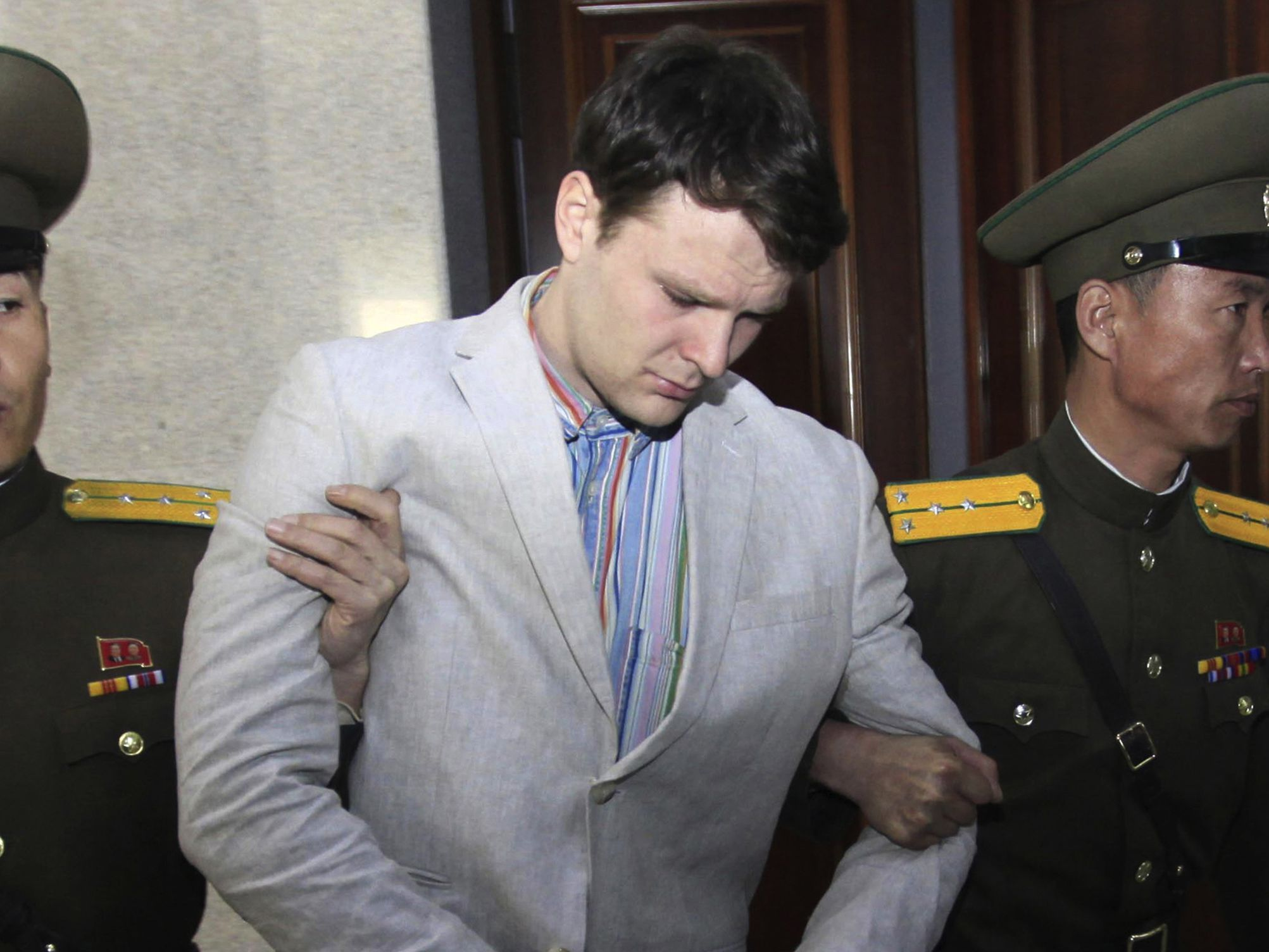 North Korea billed the U.S. $2 million for Otto Warmbier's care, according to reports
