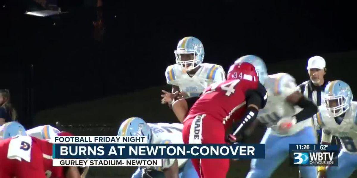 Burns at Newton-Conover