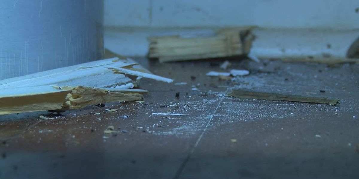 Thieves ransack home after mom passes away in Monroe