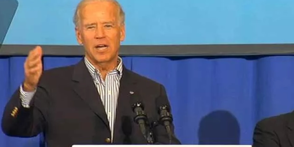 Joe Biden to stop in Charlotte on Wednesday for 'American Promise Tour'