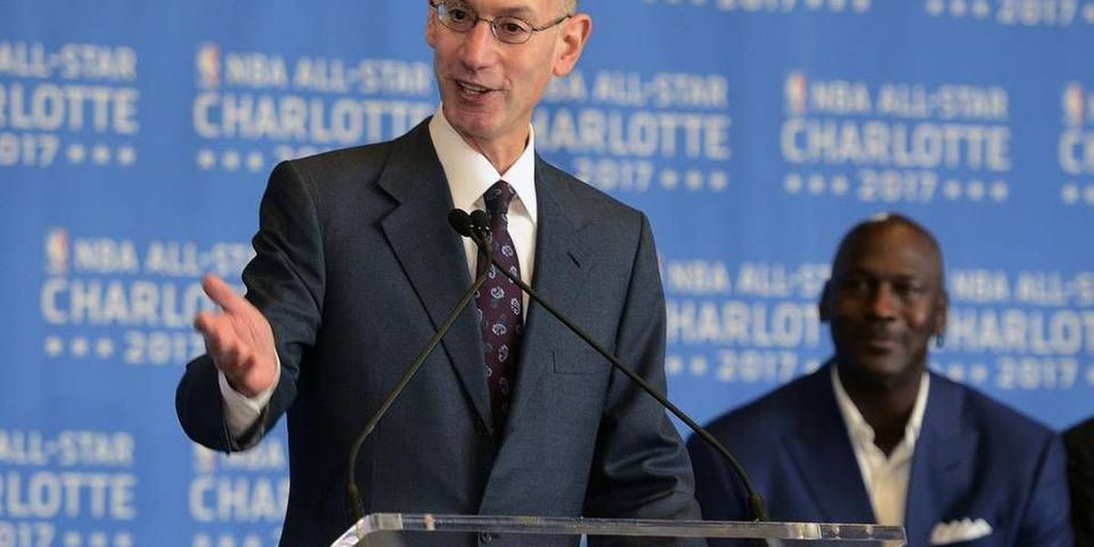 AP source: NBA board to discuss Charlotte as All-Star host