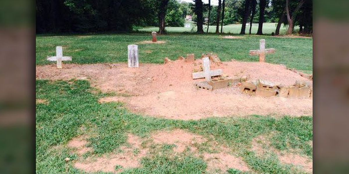 Forgotten Cemetery In Charlotte Now The Focus Of New Study