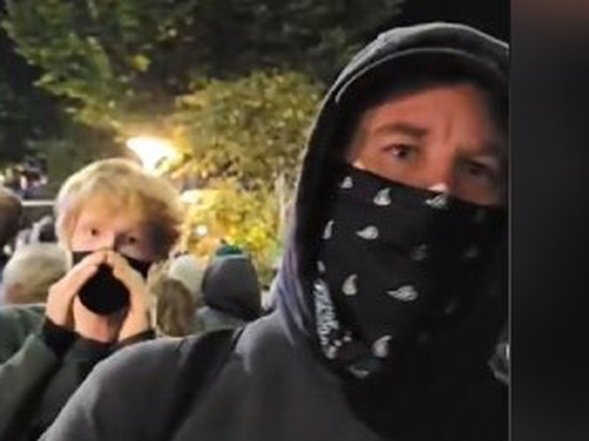 Person of interest sought after journalist seriously injured during Asheville protest, police say