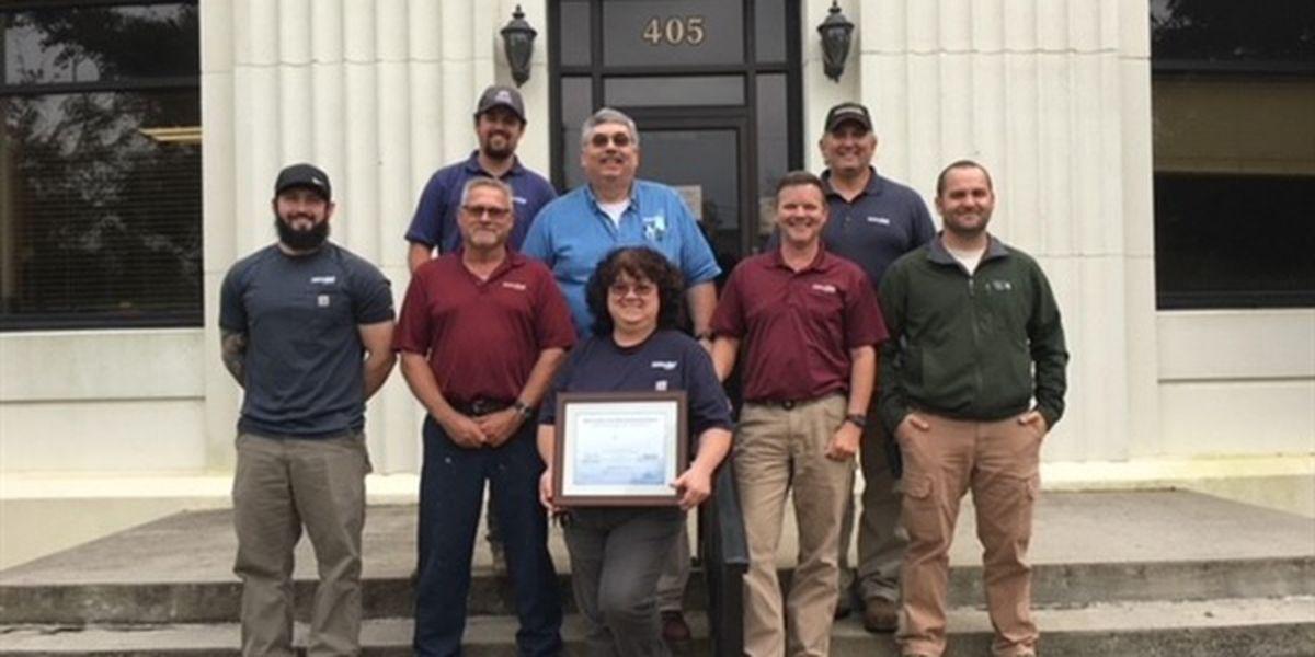 Salisbury-Rowan Utilities awarded for providing exceptionally clean water