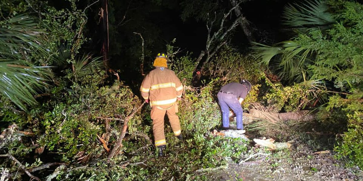 Tropical Storm Isaias spawns deadly tornado, brings fires, flooding, widespread outages