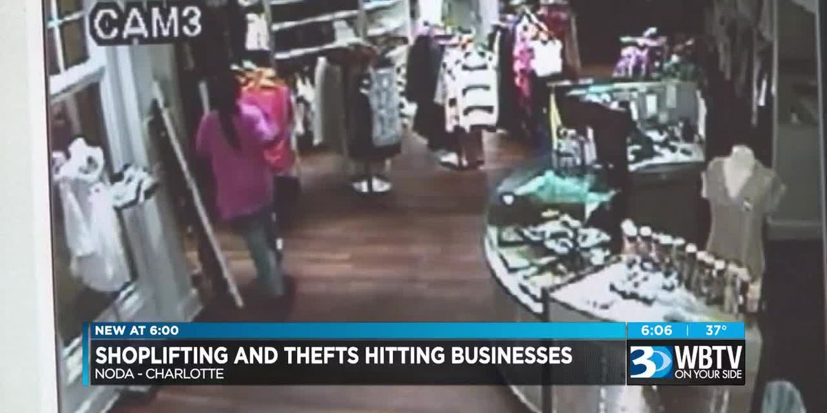 Shoplifting and thefts hitting NoDa businesses