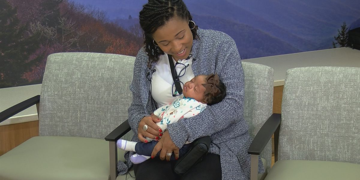 Hickory, N.C. woman and baby survive after mom suffers rare heart attack mid-pregnancy