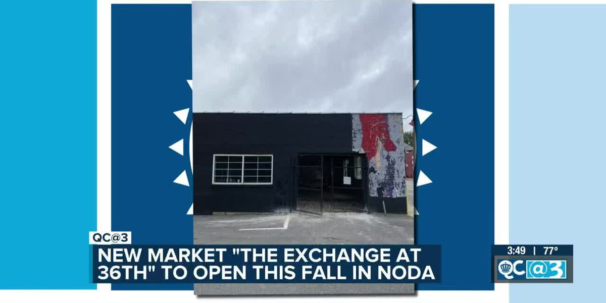 New Market Set To Open In NoDa This Fall