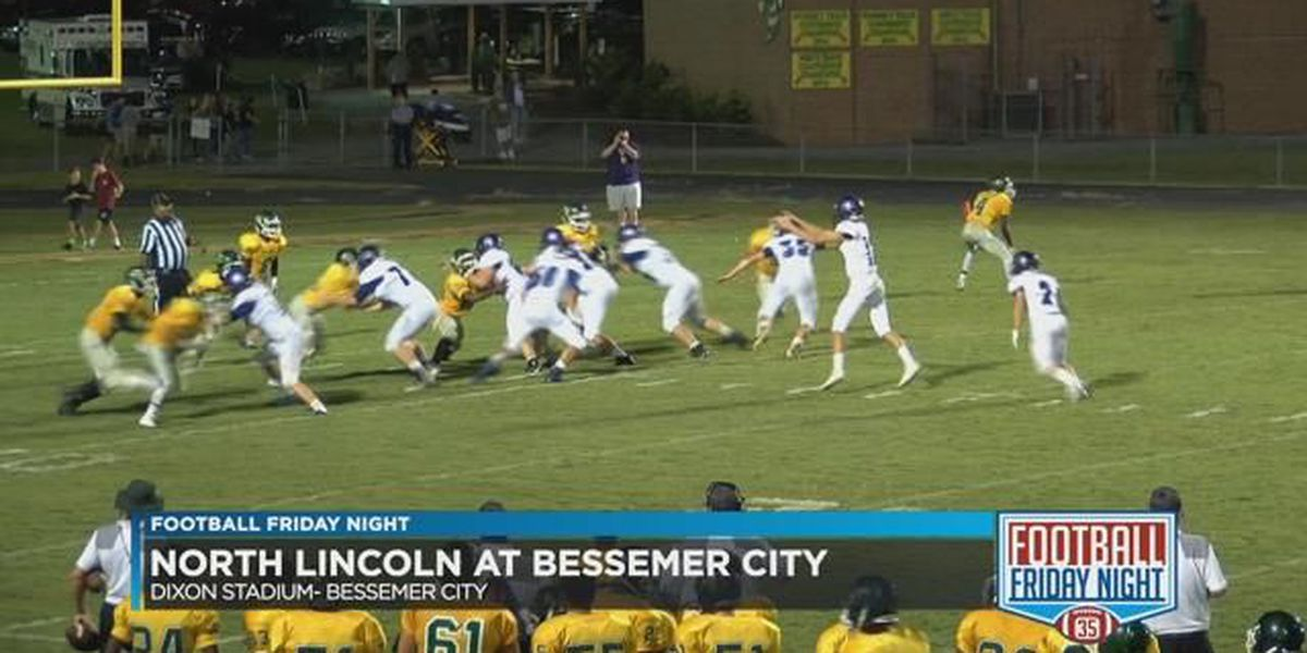 North Lincoln at Bessemer City