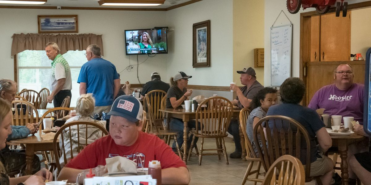 Lincoln Co. Commission chairman cited for opening restaurant dining room, defying N.C. orders