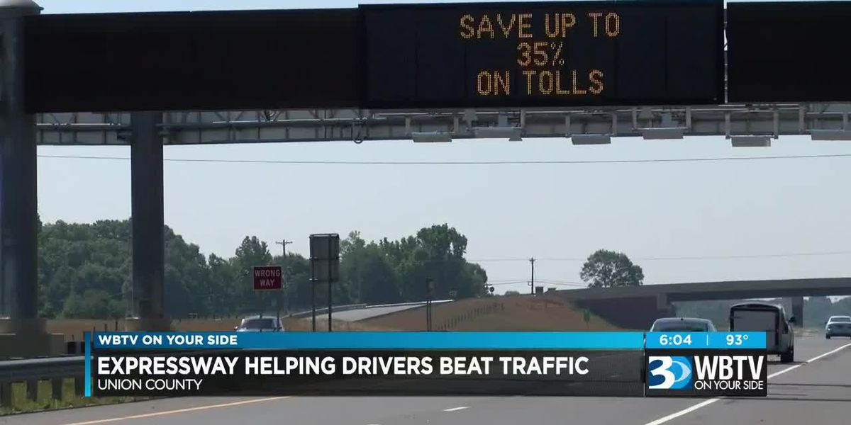 Expressway helping holiday drivers beat traffic