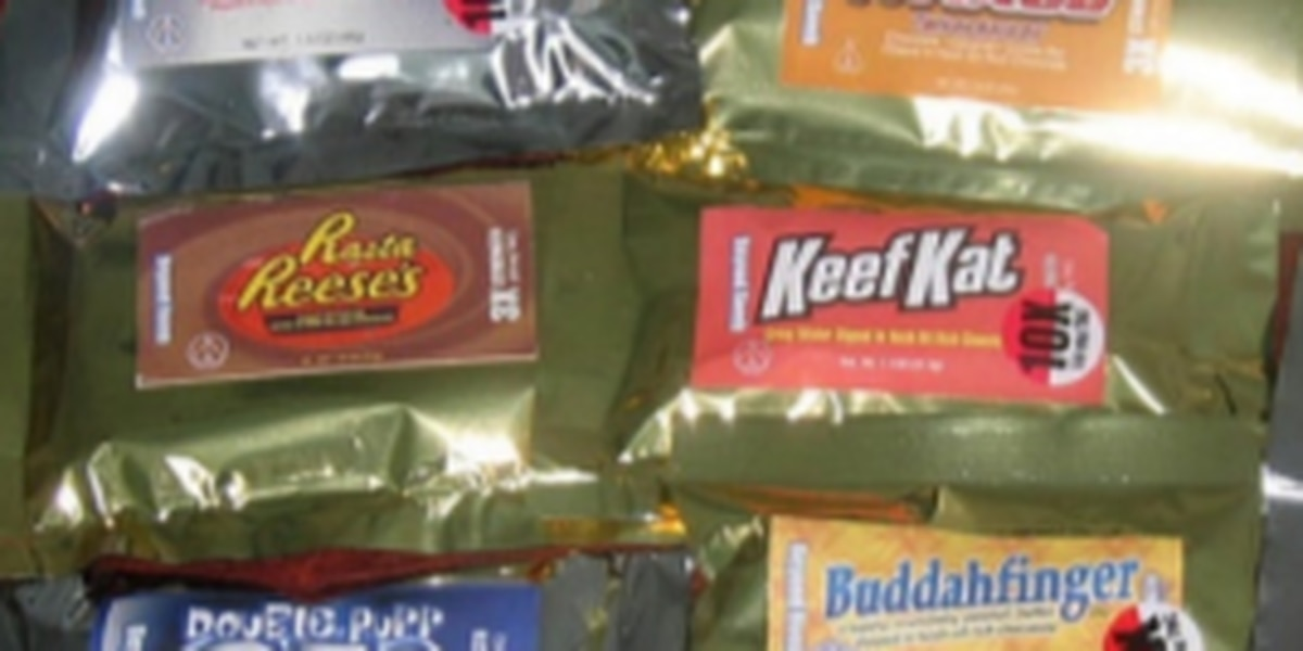 Sheriff issues warning about Halloween candy