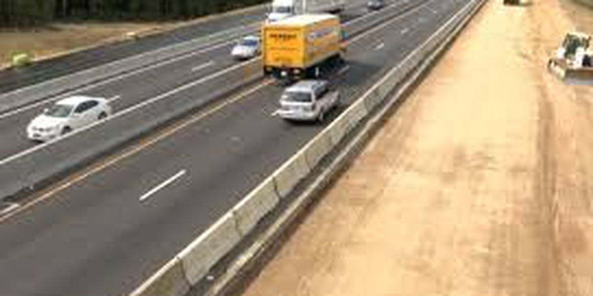 I-85 widening project means closures this week