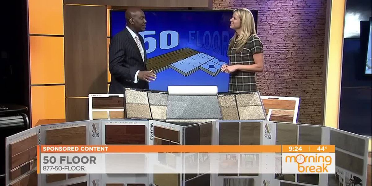 50 FLOOR: Giving your house a new transformation
