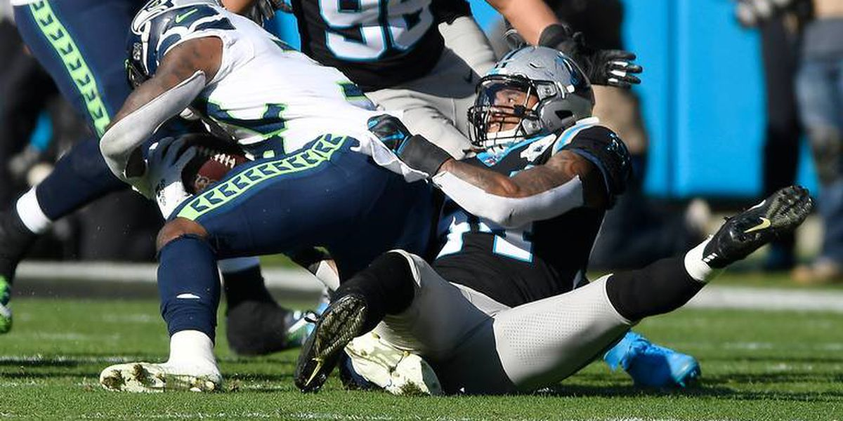 Grading Carolina Panthers in yet another loss, this time to Seattle Seahawks