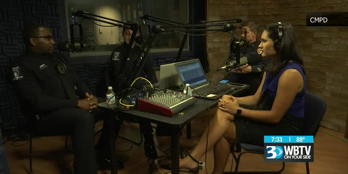 CMPD launching podcast in different approach to reach community