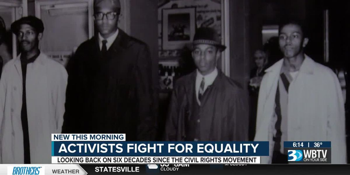 Black History Month: A fight for racial justice six decades apart
