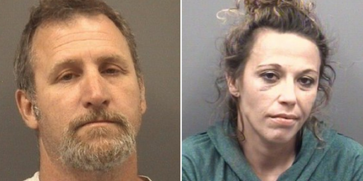 Neighbors pull man from stolen golf cart, hold him until deputies arrive