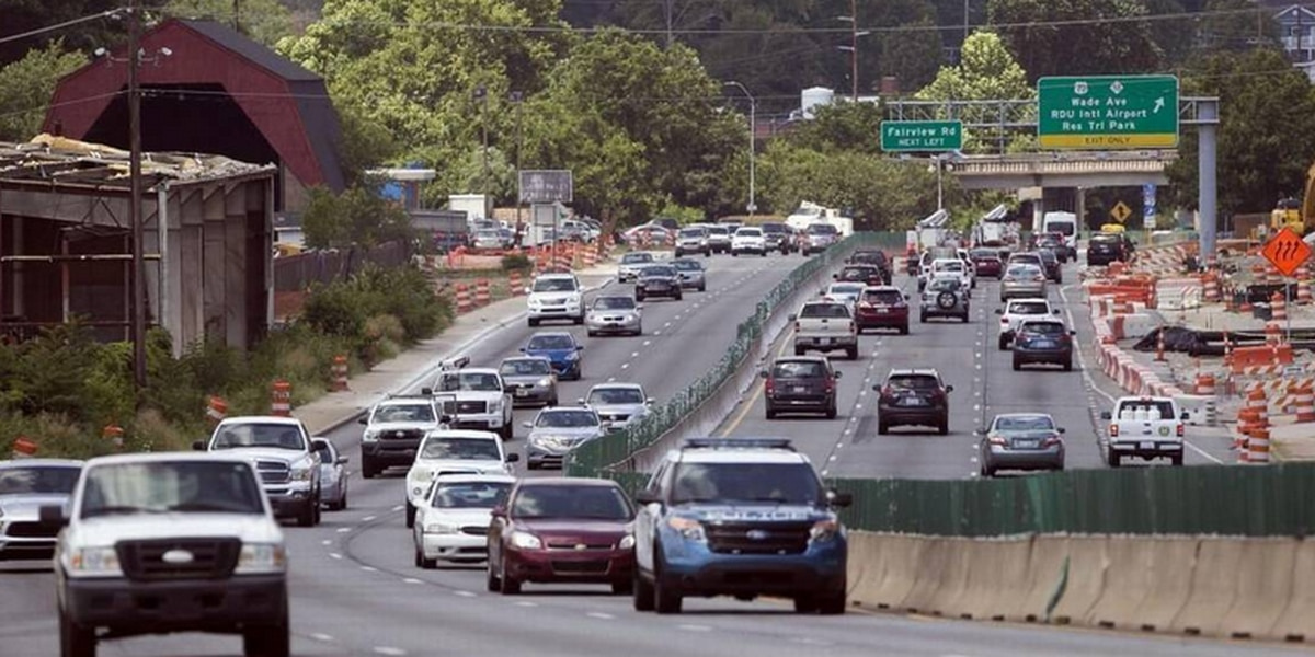 NC is one of the best states for drivers, thanks to several factors, study says