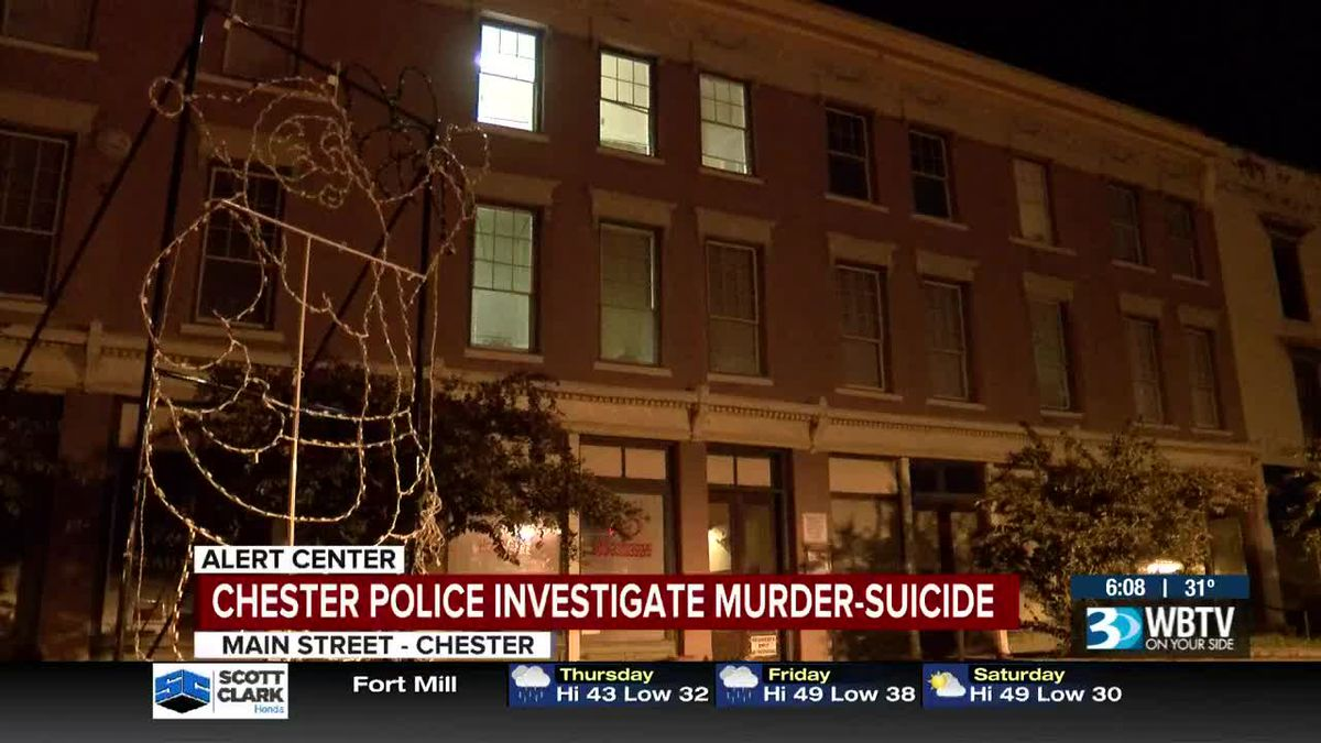 Two killed in murder-suicide in Chester identified
