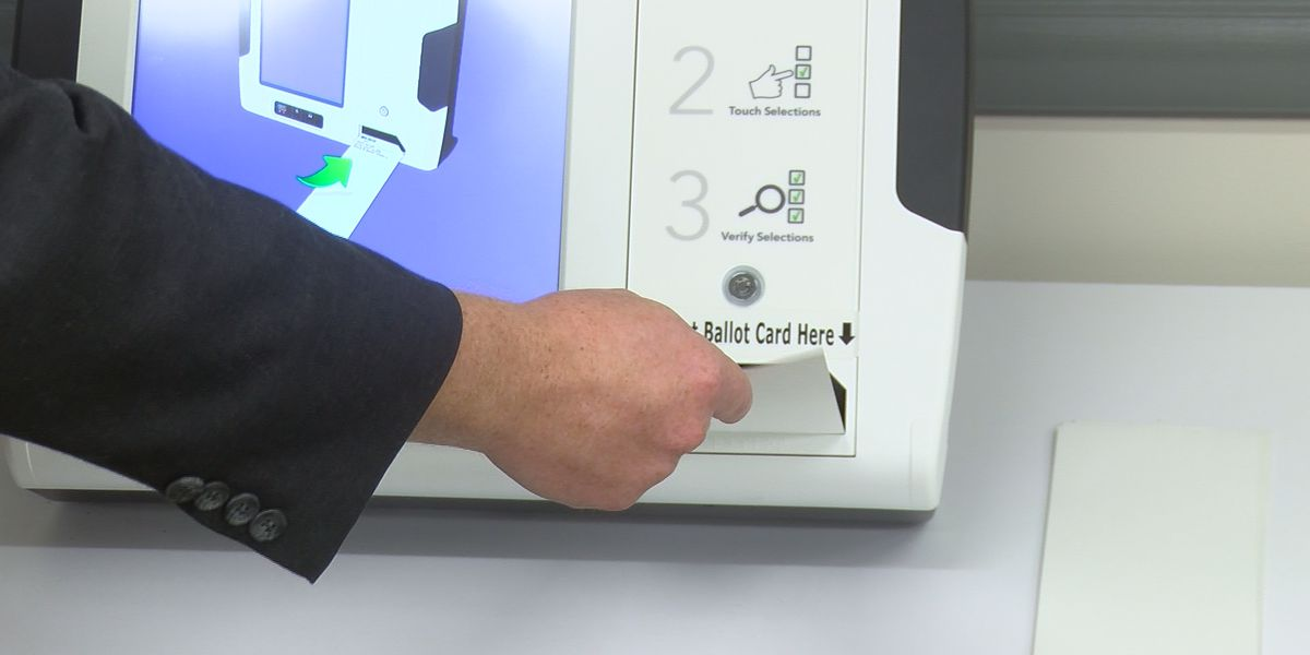 York County prepares to use new voting machines next month
