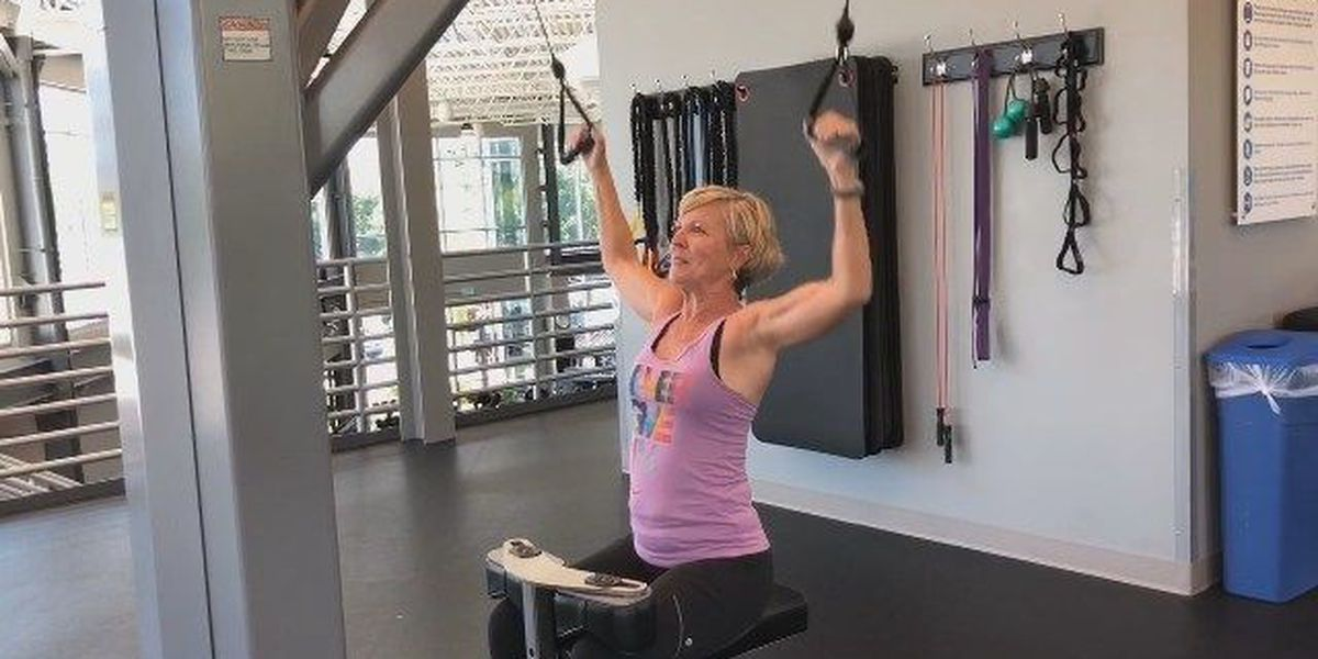 Personal trainer surviving and thriving after pancreatic cancer