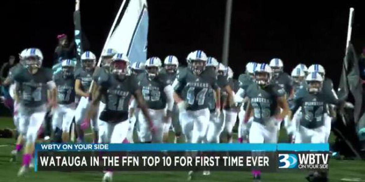FFN Top 10-- Week 15
