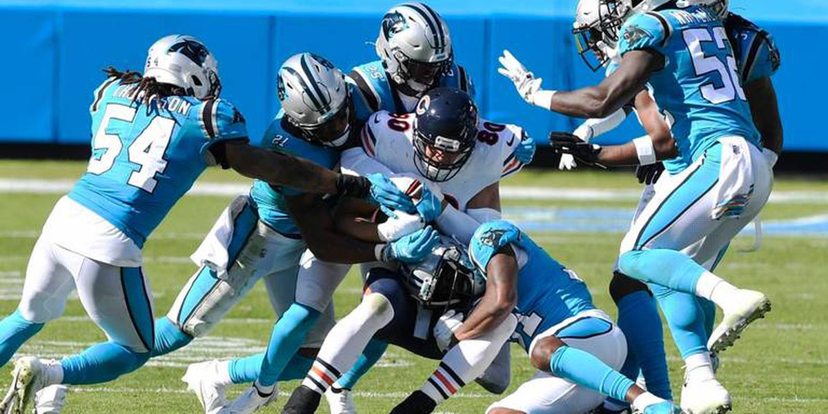 Panthers have unconfirmed case of COVID-19, but it won't affect early voting at stadium