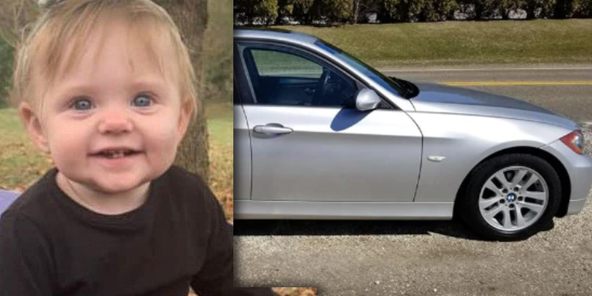 TBI identifies vehicle in search for missing Tenn. 15-month-old