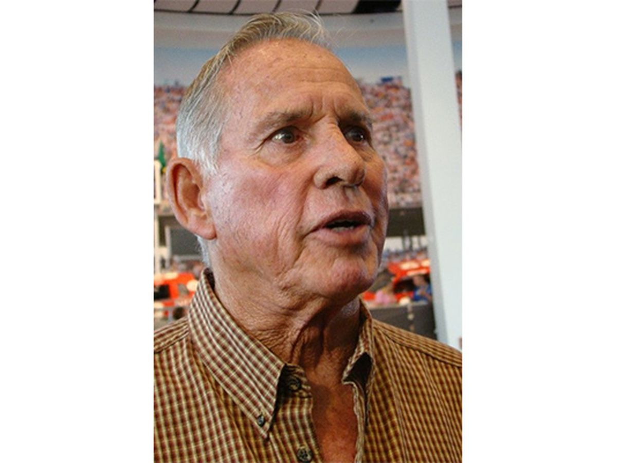 NASCAR legend David Pearson has passed away at the age of 83