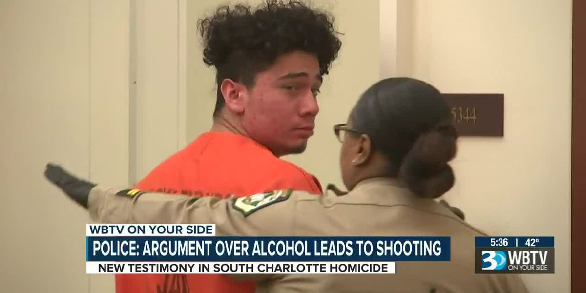 Police: Argument over alcohol leads to shooting