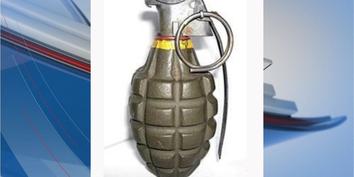 Va. teen killed by exploding grenade that ATF says may have been purchased at N.C. thrift store