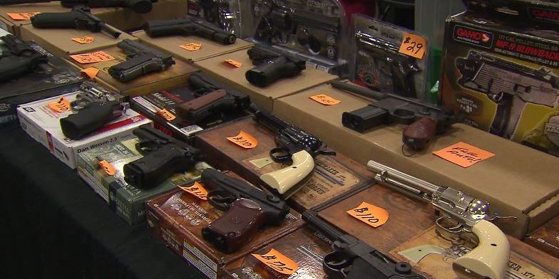 Gun background check bill passes House, heads to Senate