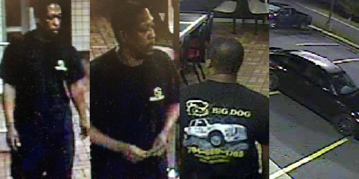 Suspect wanted for pepper spraying clerks, cook at Waffle House, pet store in Lake Wylie area
