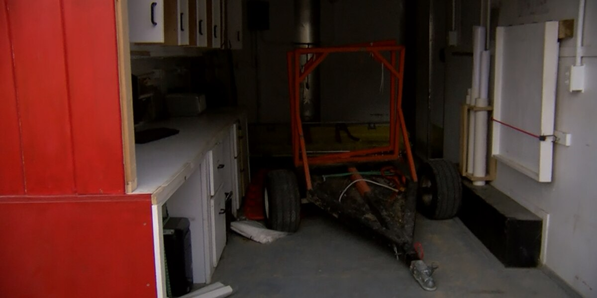 1 arrested, 1 still being sought after equipment theft worth $30K from rescue squad