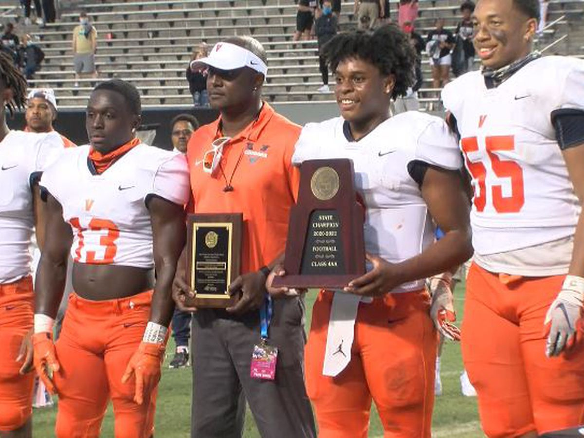 Vance grabs second straight championship with 35-14 win over Rolesville