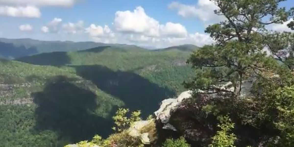 Rescuers expect busy season in the Linville Gorge
