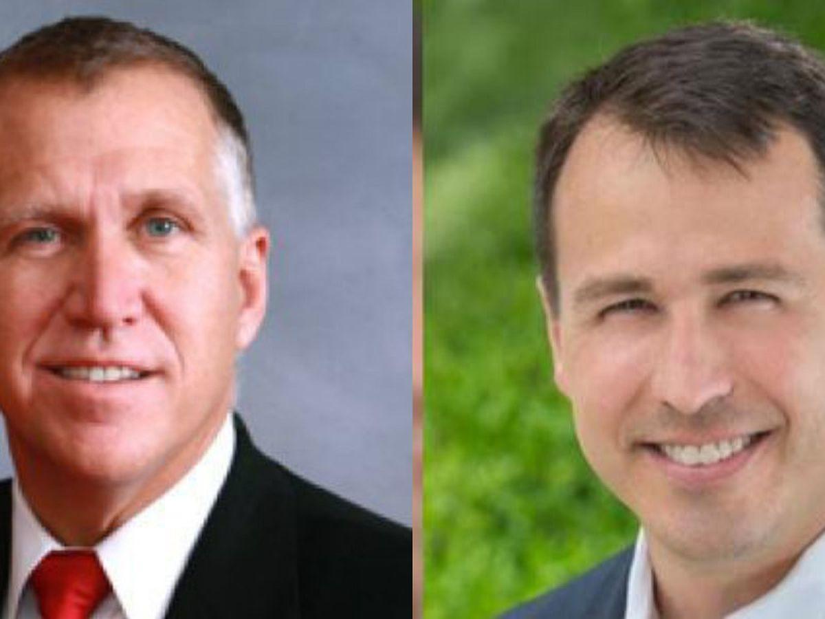 Supreme Court vacancy looms large in 2nd NC Senate debate