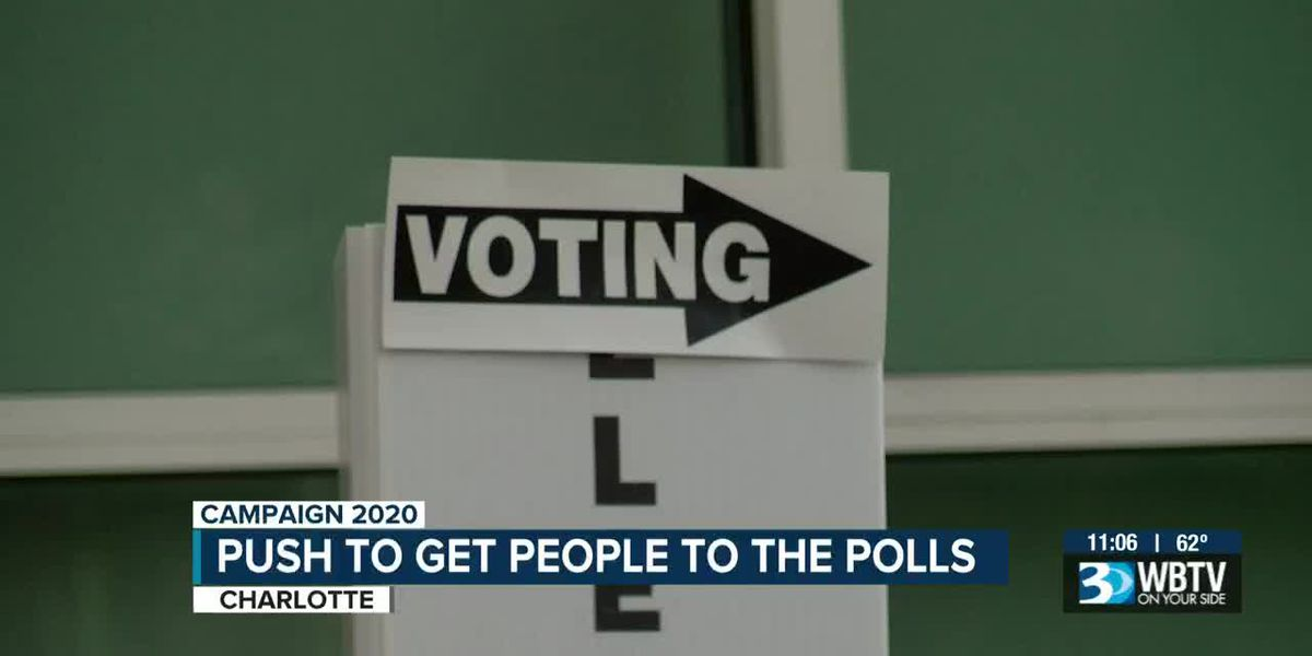 Push to get people to the polls