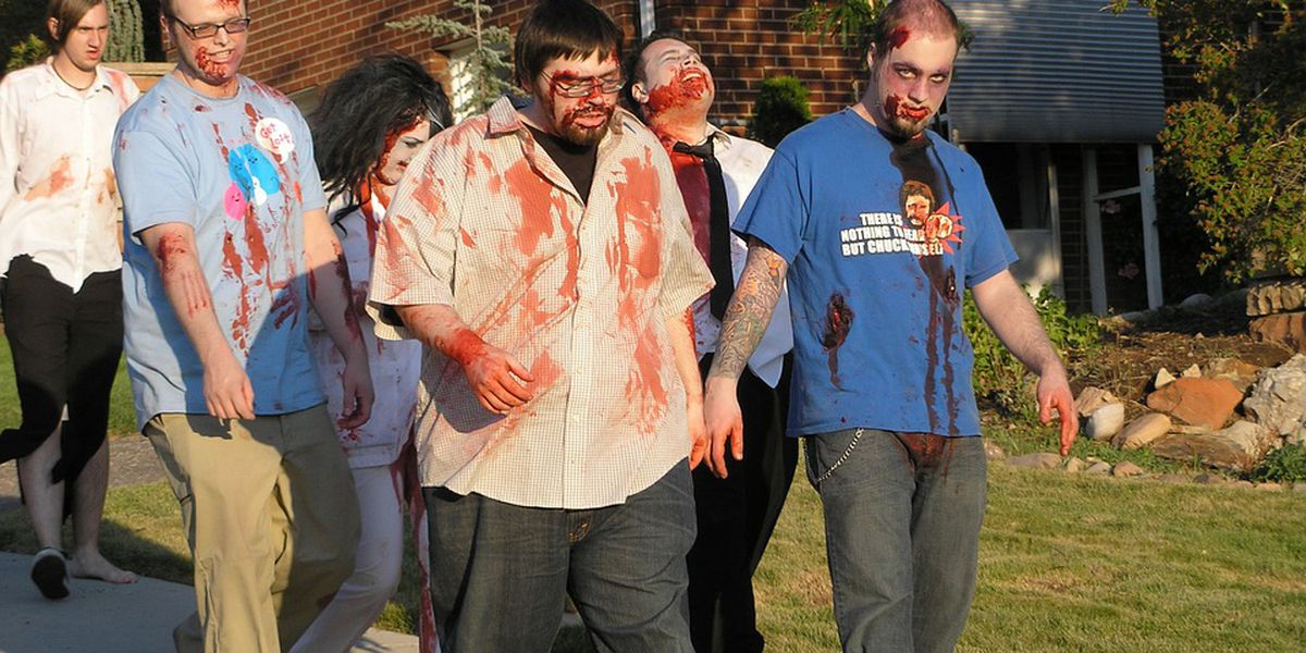 Zombies wanted: North Carolina town is staging 'apocalypse' survival test