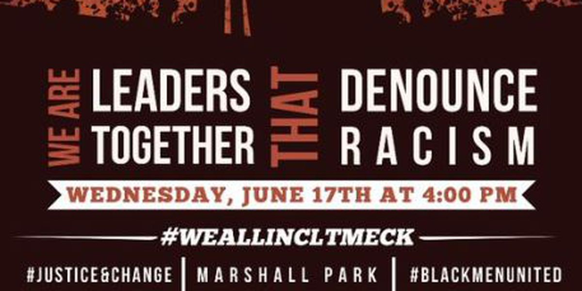 Local black male leaders uniting to help change outcomes for black men