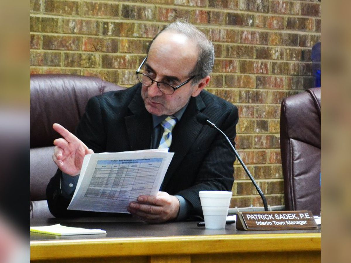 Indian Trail town manager placed on administrative leave pending investigation
